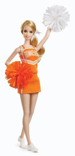 バービー バービー人形 大学 大学生 チアリーダー X9203 Barbie Collector University of Tennessee Dollバービー バービー人形 大学 大学生 チアリーダー X9203