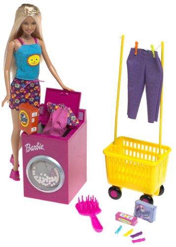 バービー バービー人形 日本未発売 プレイセット アクセサリ 0074299290275 Barbie Wash 'N Wear Doll w Color Change Outfits (2000)バービー バービー人形 日本未発売 プレイセット アクセサリ 0074299290275