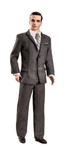 バービー バービー人形 バービーコレクター コレクタブルバービー プラチナレーベル R4536 Barbie Collector Mad Men Collection Don Draper Dollバービー バービー人形 バービーコレクター コレクタブルバービー プラチナレーベル R4536