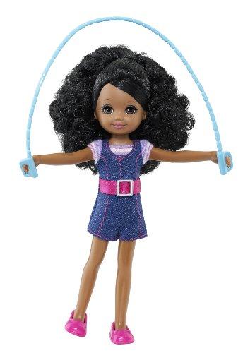 バービー バービー人形 チェルシー スキッパー ステイシー T7333 Barbie So In Style (S.I.S.) Little Sister Zaharaバービー バービー人形 チェルシー スキッパー ステイシー T7333