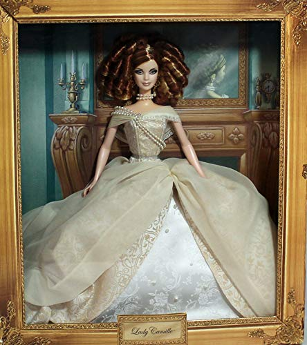 バービー バービー人形 バービーコレクター コレクタブルバービー プラチナレーベル Barbie 2002 Limited Edition Second in the Series Lady Camille The Portrait Collectionバービー バービー人形 バービーコレクター コレクタブルバービー プラチナレーベル
