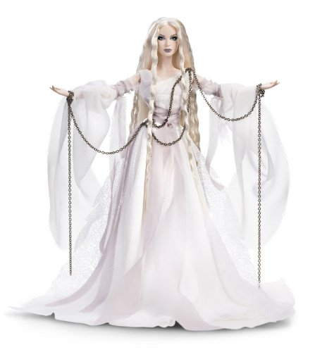 バービー バービー人形 日本未発売 W7819 Barbie Collector Direct Exclusive GOLD Label Doll - Haunted Beauty Ghost - By Bill Greeningバービー バービー人形 日本未発売 W7819
