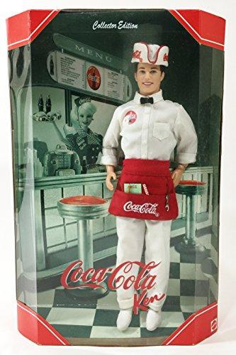 バービー バービー人形 ケン Ken 25678 Barbie Mattel Coca Cola Ken Doll - Coke Kenバービー バービー人形 ケン Ken 25678