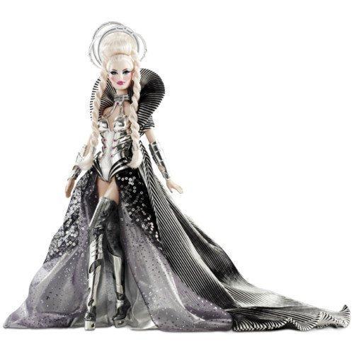 無料ラッピングでプレゼントや贈り物にも。逆輸入並行輸入送料込 バービー バービー人形 日本未発売 T7678 【送料無料】Goddess of the Galaxy Barbie Doll Ltd 4200バービー バービー人形 日本未発売 T7678