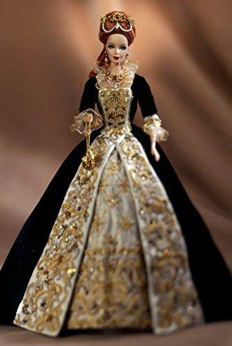 バービー バービー人形 【送料無料】Barbie Faberge Imperial Grace Porcelainバービー バービー人形