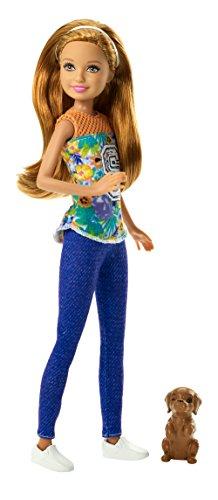 バービー バービー人形 チェルシー スキッパー ステイシー DMB28 【送料無料】Barbie Great Puppy Adventure Stacie Dollバービー バービー人形 チェルシー スキッパー ステイシー DMB28