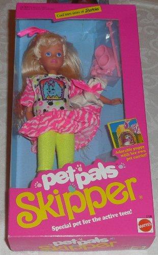 超大特価 バービー バービー人形 チェルシー スキッパー ステイシー チェルシー 2709 2709 w Barbie Pet Pals SKIPPER Doll w Dog & Accessories (1991)バービー バービー人形 チェルシー スキッパー ステイシー 2709, CJean:6f2e2cde --- canoncity.azurewebsites.net