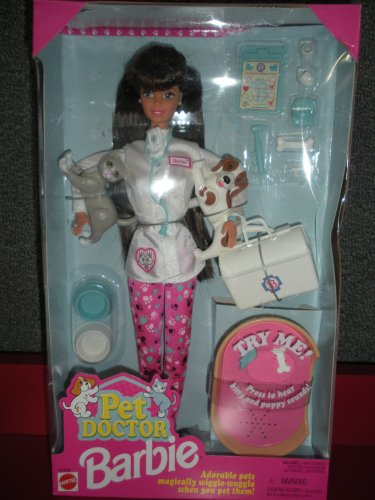 バービー バービー人形 日本未発売 Barbie Pet Doctor Doll Brunetteバービー バービー人形 日本未発売