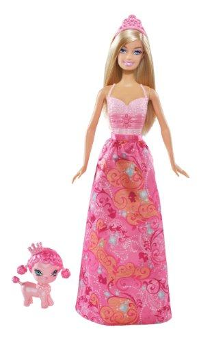 バービー バービー人形 日本未発売 W2946 【送料無料】Barbie Princess and Pet Barbie Dollバービー バービー人形 日本未発売 W2946