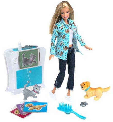 バービー バービー人形 日本未発売 プレイセット アクセサリ 142604 【送料無料】Barbie PET DOCTOR with working X-Ray machine!バービー バービー人形 日本未発売 プレイセット アクセサリ 142604