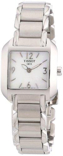 ティソ 腕時計 レディース T02128582 【送料無料】Tissot Women's T02128582 T-Wave Stainless Steel Bracelet Watchティソ 腕時計 レディース T02128582