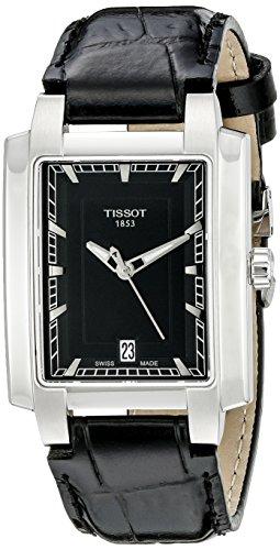 ティソ 腕時計 レディース T0613101605100 【送料無料】Tissot Women's T0613101605100 Analog Display Quartz Black Watchティソ 腕時計 レディース T0613101605100