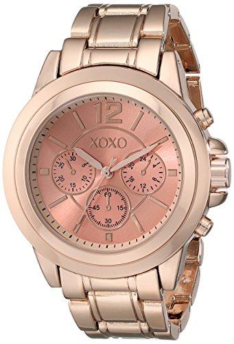 クスクス キスキス 腕時計 レディース XO5591 【送料無料】XOXO Women's XO5591 Rose Gold-Tone Bracelet Watchクスクス キスキス 腕時計 レディース XO5591