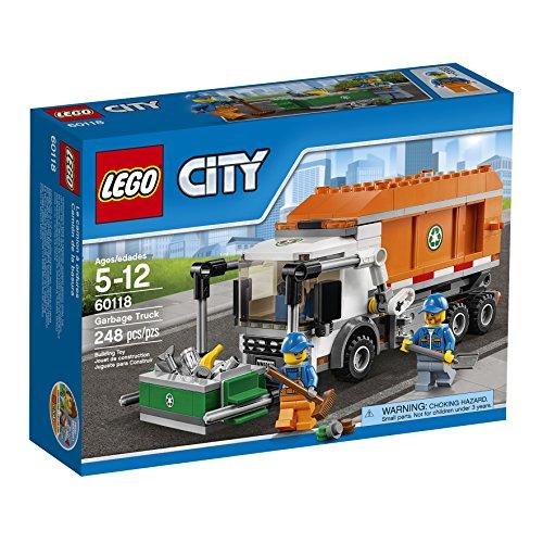 レゴ シティ 6137170 LEGO CITY Garbage Truck 60118レゴ シティ 6137170