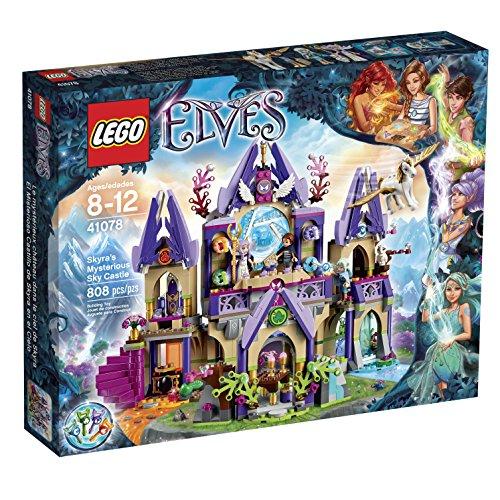 レゴ エルフ 6100715 LEGO Elves 41078 Skyra's Mysterious Sky Castle Building Kitレゴ エルフ 6100715, マップカメラ 3d0caa62