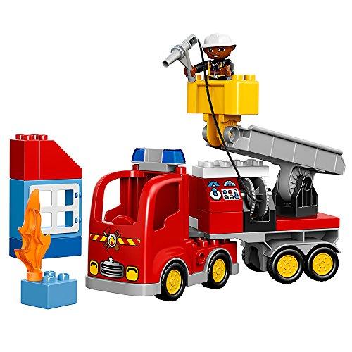 レゴ デュプロ 6101233 LEGO Duplo Town Fire Truck 10592 Buildable Toy for 1-4Year-Oldsレゴ デュプロ 6101233