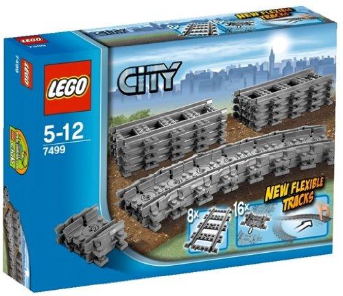 レゴ シティ 4609430 LEGO City Flexible Tracks 7499 Train Toy Accessoryレゴ シティ 4609430