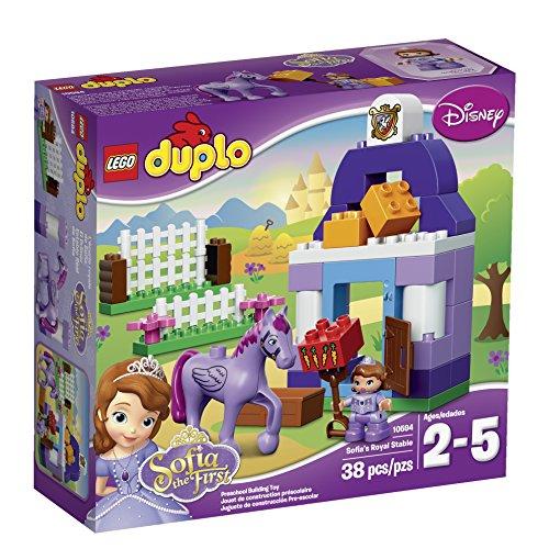 ちいさなプリンセス ソフィア ディズニージュニア 6101175 LEGO DUPLO Disney Sofia the First Royal Stable 10594(Discontinued by manufacturer)ちいさなプリンセス ソフィア ディズニージュニア 6101175