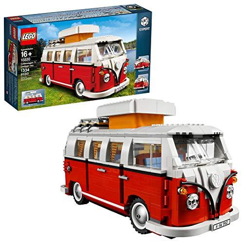 無料ラッピングでプレゼントや贈り物にも 逆輸入並行輸入送料込 レゴ クリエイター 6039711 送料無料 倉 LEGO Creator Expert Volkswagen 1334 Set Camper 10220 Pieces T1 Construction Van 2020A W新作送料無料