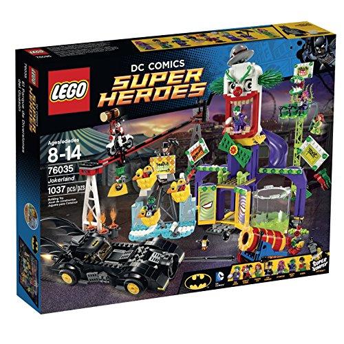 レゴ スーパーヒーローズ マーベル DCコミックス スーパーヒーローガールズ 76035 LEGO Super Heroes 76035 Jokerland Building Kitレゴ スーパーヒーローズ マーベル DCコミックス スーパーヒーローガールズ 76035