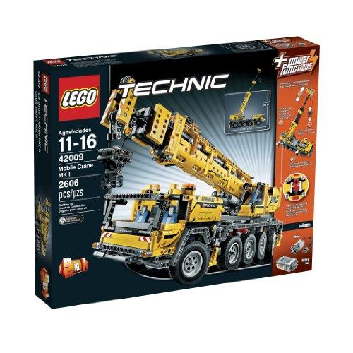 レゴ テクニックシリーズ 6025223 LEGO レゴ Technic 42009 Mobile Crane Crane MK 42009 II(Discontinued by manufacturer)レゴ テクニックシリーズ 6025223, 双海町:da44ef46 --- loveszsator.hu