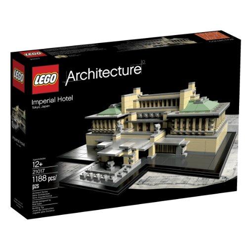レゴ アーキテクチャシリーズ 6024785 LEGO Architecture Imperial Hotel 21017 (Discontinued by manufacturer)レゴ アーキテクチャシリーズ 6024785
