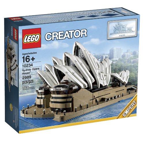 レゴ クリエイター 6024481 【送料無料】LEGO Creator Expert 10234 Sydney Opera Houseレゴ クリエイター 6024481