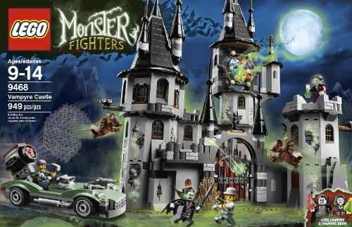 レゴ 6032810 【送料無料】LEGO Monster Fighters Vampyre Castle 9468 (Discontinued by manufacturer)レゴ 6032810