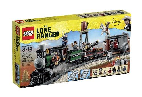 レゴ 79111 LEGO The Lone Ranger Constitution Train Chase (79111) (Discontinued by manufacturer)レゴ 79111