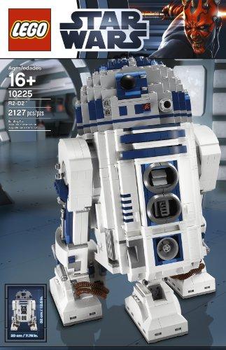 レゴ スターウォーズ 4657540 【送料無料】LEGO Star Wars 10225 R2D2 (Discontinued by manufacturer)レゴ スターウォーズ 4657540