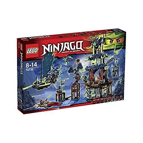 レゴ ニンジャゴー 70732 LEGO Ninjago 70732 City of Stiix - Masters of Spinjitzu 2015レゴ ニンジャゴー 70732
