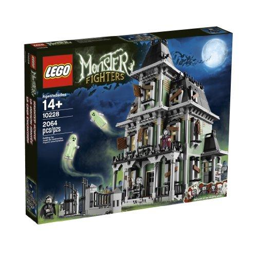 レゴ 4657594 【送料無料】LEGO Monster Fighters Haunted House 10228レゴ 4657594