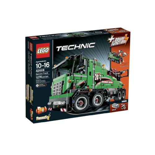 レゴ テクニックシリーズ 6025220 【送料無料】LEGO Technic 42008 Service Truckレゴ テクニックシリーズ 6025220