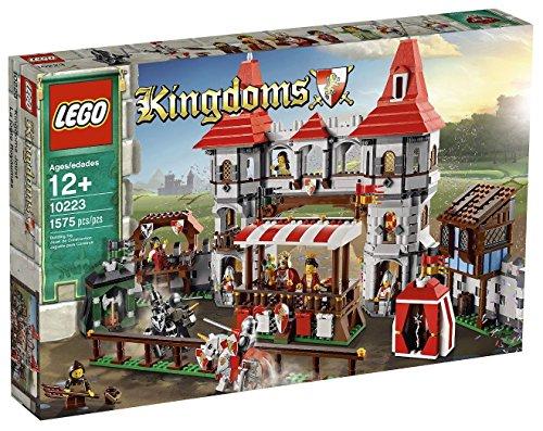 レゴ 4658308 【送料無料】LEGO Kingdoms Joust 10223レゴ 4658308