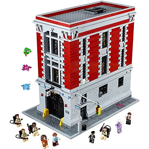 レゴ 6137903 LEGO Ghostbusters 75827 Firehouse Headquarters Building Kit (4634 Piece)レゴ 6137903