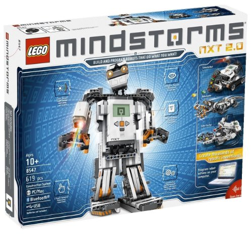 レゴ 4544091 【送料無料】LEGO Mindstorms NXT 2.0 (8547) (Discontinued by manufacturer)レゴ 4544091