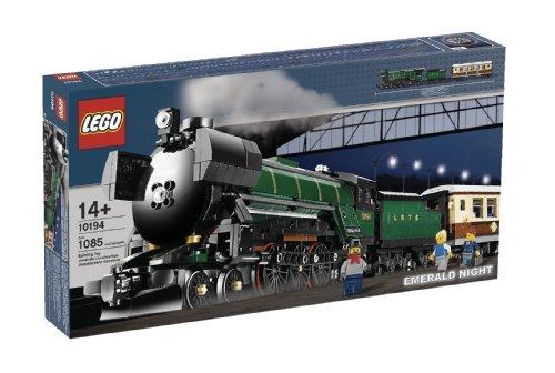 レゴ クリエイター 4557559 【送料無料】LEGO Creator Emerald Night Train (10194)レゴ クリエイター 4557559