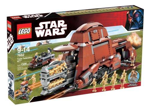 レゴ スターウォーズ 4498774 LEGO Trade Federation MTTレゴ スターウォーズ 4498774