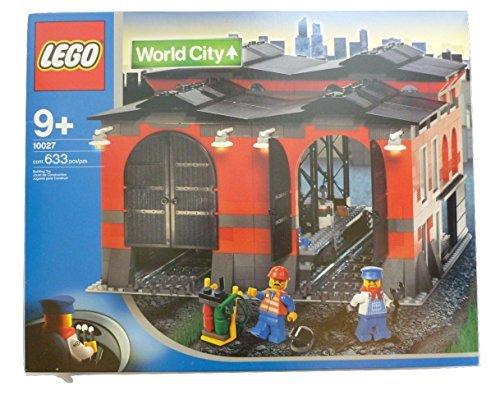 レゴ シティ 10027 LEGO World City: Train Engine Shed (10027)レゴ シティ 10027