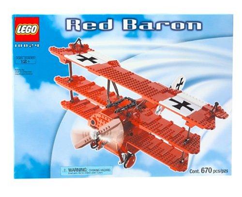 レゴ 10024 LEGO: Red Baronレゴ 10024