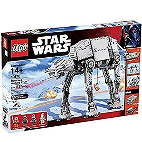 レゴ スターウォーズ 10178 LEGO Star Wars Motorized Walking AT-AT 10178レゴ スターウォーズ 10178