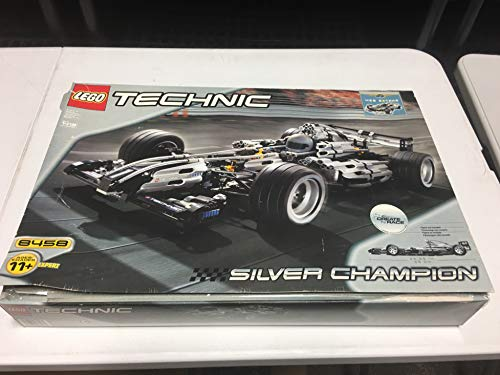 レゴ テクニックシリーズ 8458 【送料無料】LEGO Silver Championレゴ テクニックシリーズ 8458