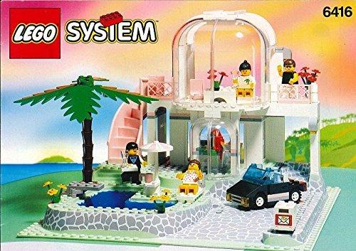 レゴ Lego Paradisa Poolside Paradise 6416レゴ