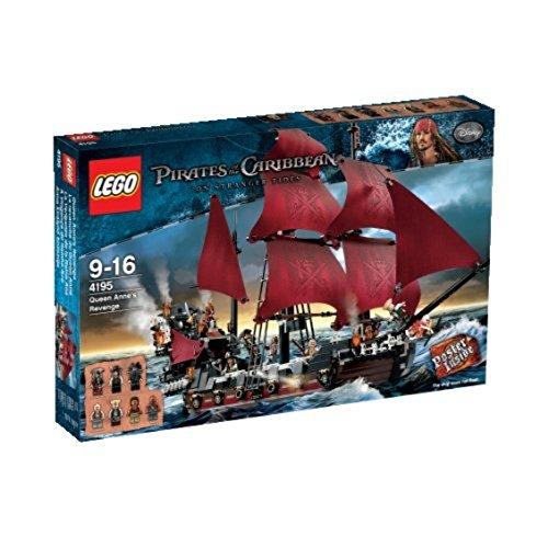 レゴ 294856 【送料無料】LEGO Pirates of the Caribean Queen Anne's Revengeレゴ 294856