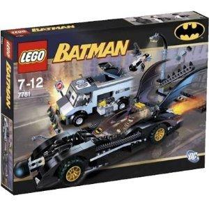 レゴ Fugitive of LEGO 7781 LEGO Batmobile-to-face [parallel import goods] (japan import)レゴ