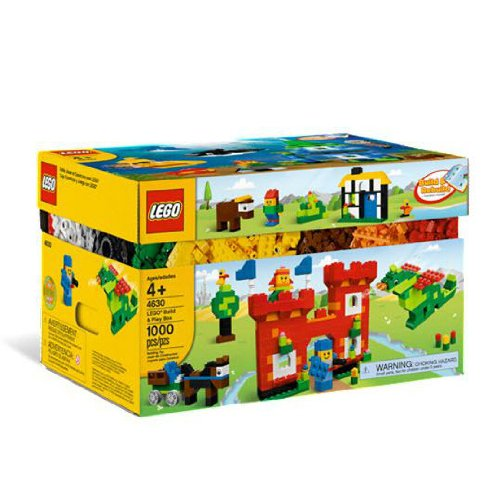 レゴ Lego Make and Create 4630 Build and Play Box Starter Set New in Box Special Gift Fast Shipping and Ship Worldwideレゴ