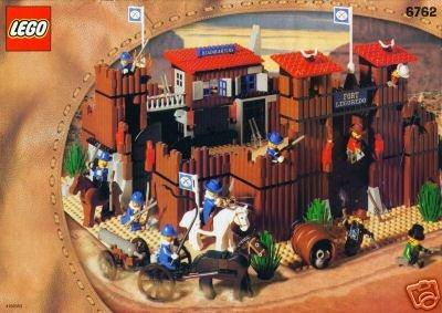 レゴ 6762 Lego 6762 Fort Legoredoレゴ 6762