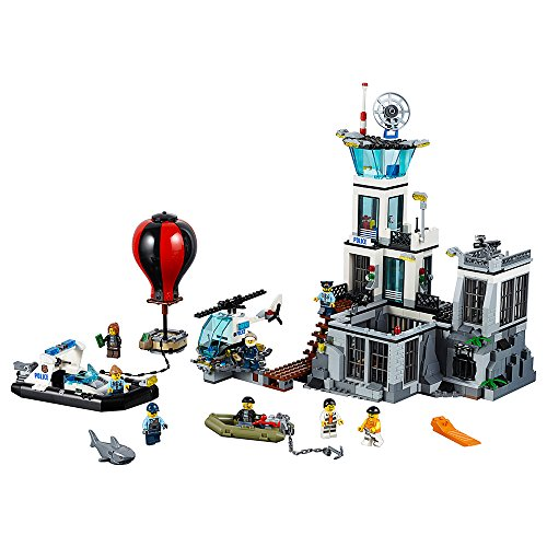 レゴ シティ 6137205 LEGO City Police Prison Island 60130 Building Toyレゴ シティ 6137205