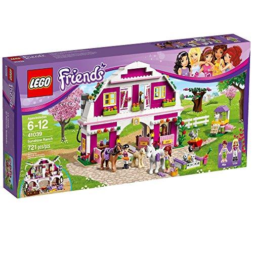 レゴ フレンズ 41039 LEGO Friends 41039 Sunshine Ranch (Discontinued by manufacturer)レゴ フレンズ 41039, 総合卸問屋FORTUNE 16396968