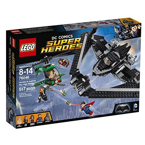 レゴ スーパーヒーローズ マーベル DCコミックス スーパーヒーローガールズ 6137811 LEGO Super Heroes Heroes of Justice: Sky High Battle 76046レゴ スーパーヒーローズ マーベル DCコミックス スーパーヒーローガールズ 6137811